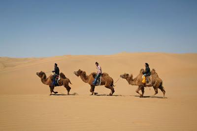 Gobi Desert Inner Mongolia