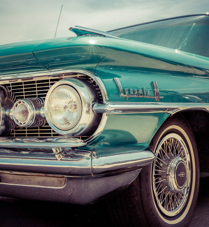 Classic Car Insurance With Hagerty