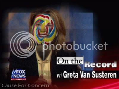 Greta Van Susteren - Sucker