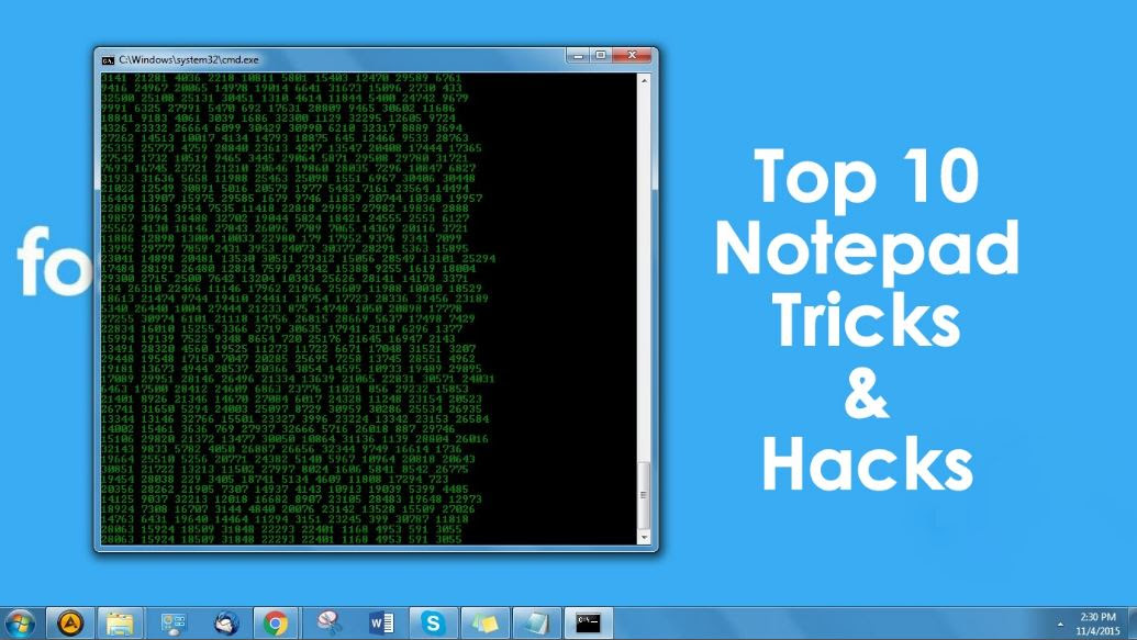 notepad-tricks-hacks