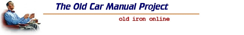 1973 Amc Service Manual The Old Car Manual Project