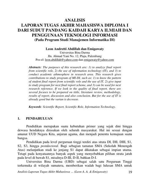 Artikel Ilmiah Teknologi Pdf Xkwv Causenyuh Site