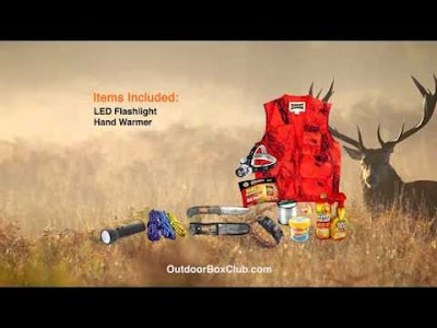 Introducing Outdoor Box Club - Monthly Subscription Service for Outdoor Accessories