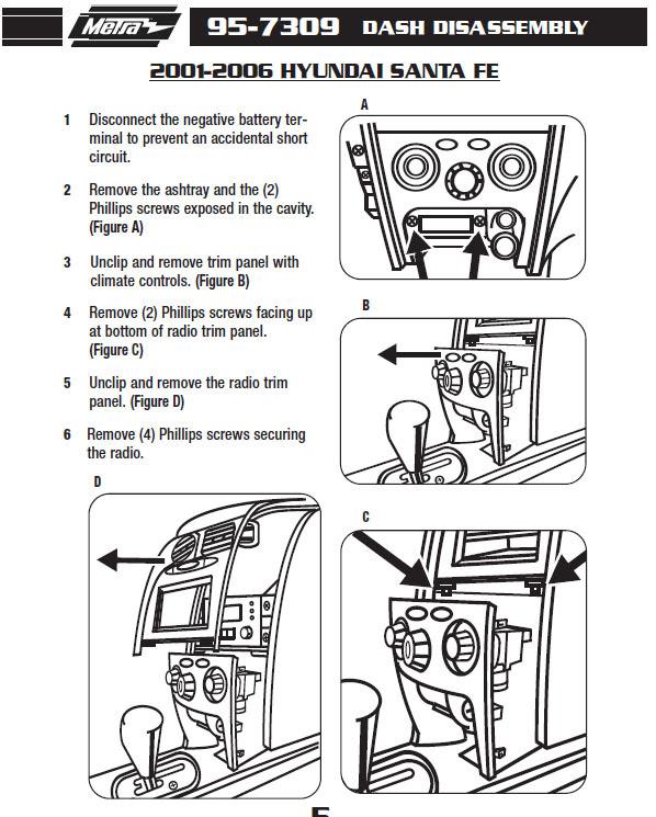 Hyundai Radio Wiring Diagram