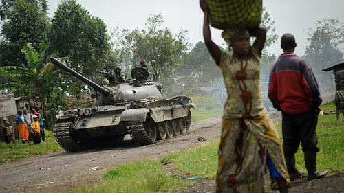 The Democratic Republic of Congo experienced fighting on December 30, 2013. A group of armed youth launched attacks in Kinshasha in the West and Lubumbashi in the Southeast. by Pan-African News Wire File Photos