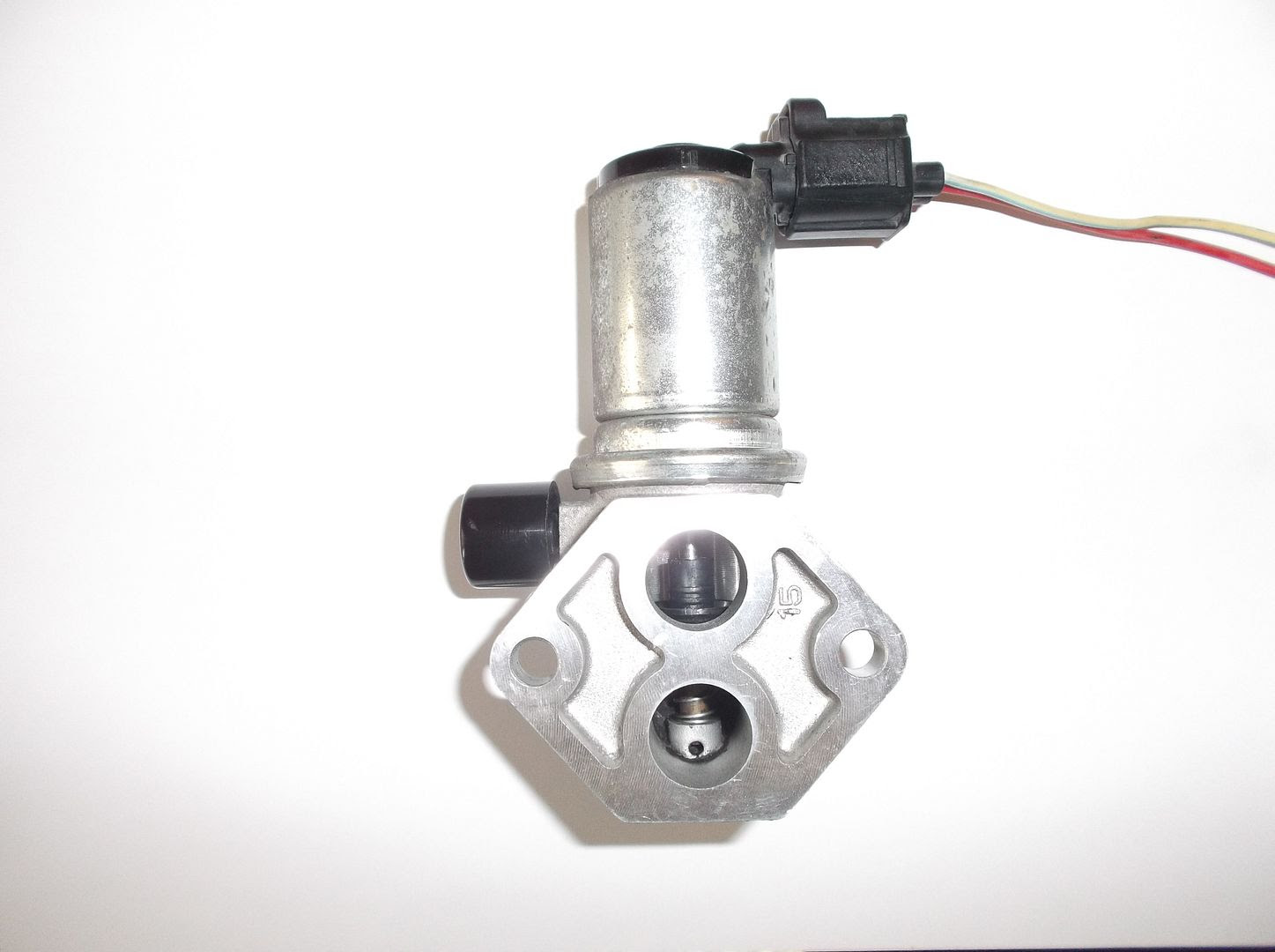 Iac Solenoid Wiring Diagram