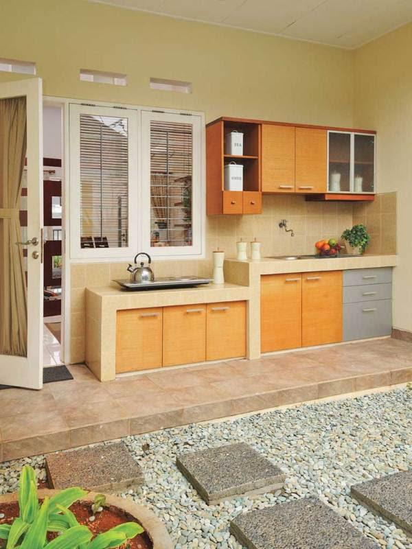 Inspirasi Desain  Dapur  Terbuka Untuk Hunian Mungil Jual