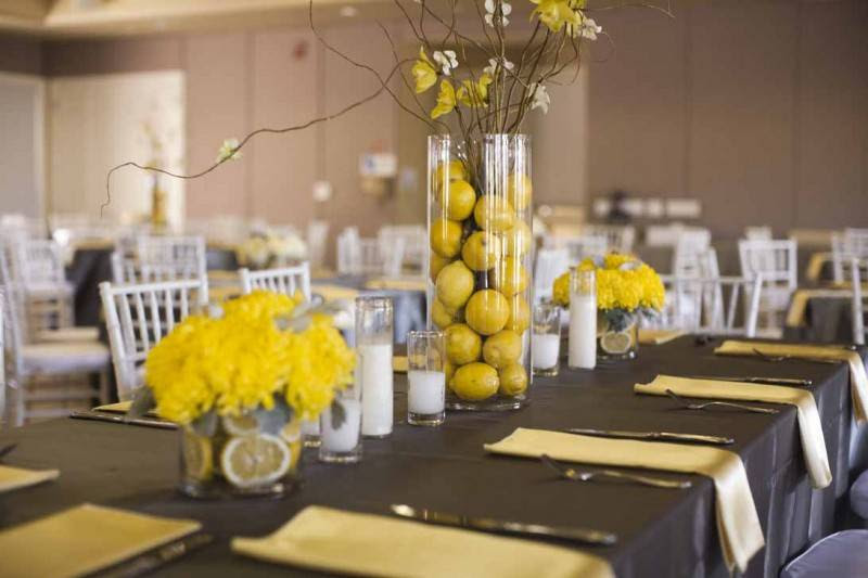 Wedding Ideas For Those Who Love The Color Yellow Wedding Fanatic
