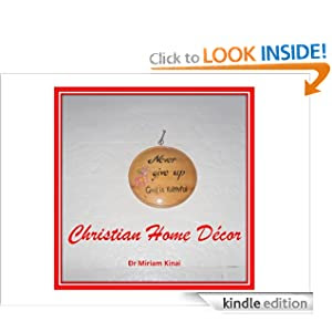 Amazon.com: Christian Home Interior Decor (Home Decor) eBook ...