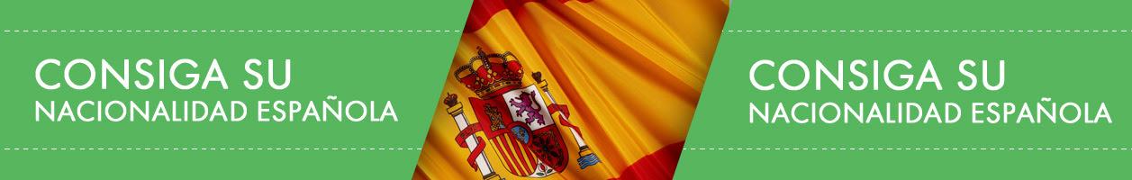 Recupera la nacionalidad española