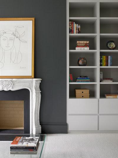 foto de Garnish: 13 Smart Solutions Styling Fireside alcoves - Decorating ...
