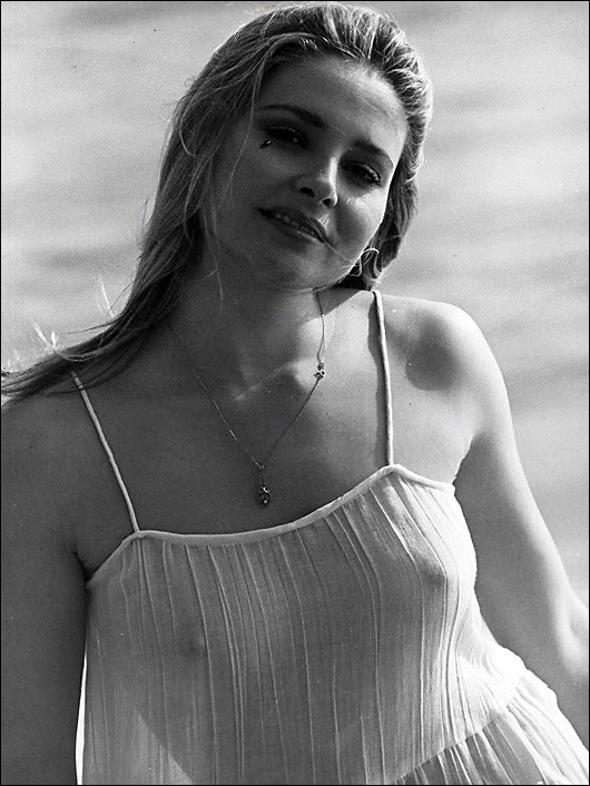 Priscilla barnes see through