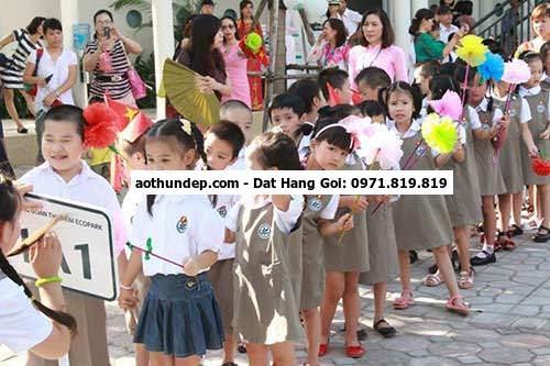 đồng phục học sinh tiểu học hà nội