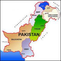 Provinces in Pakistan