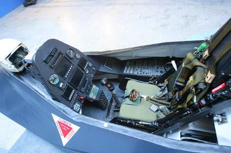 Q-313 de cabina