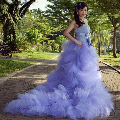 Wedding Dress, Prom Dress, Pre Wedding Photoshoot Dress