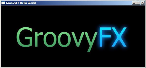 GroovyFX