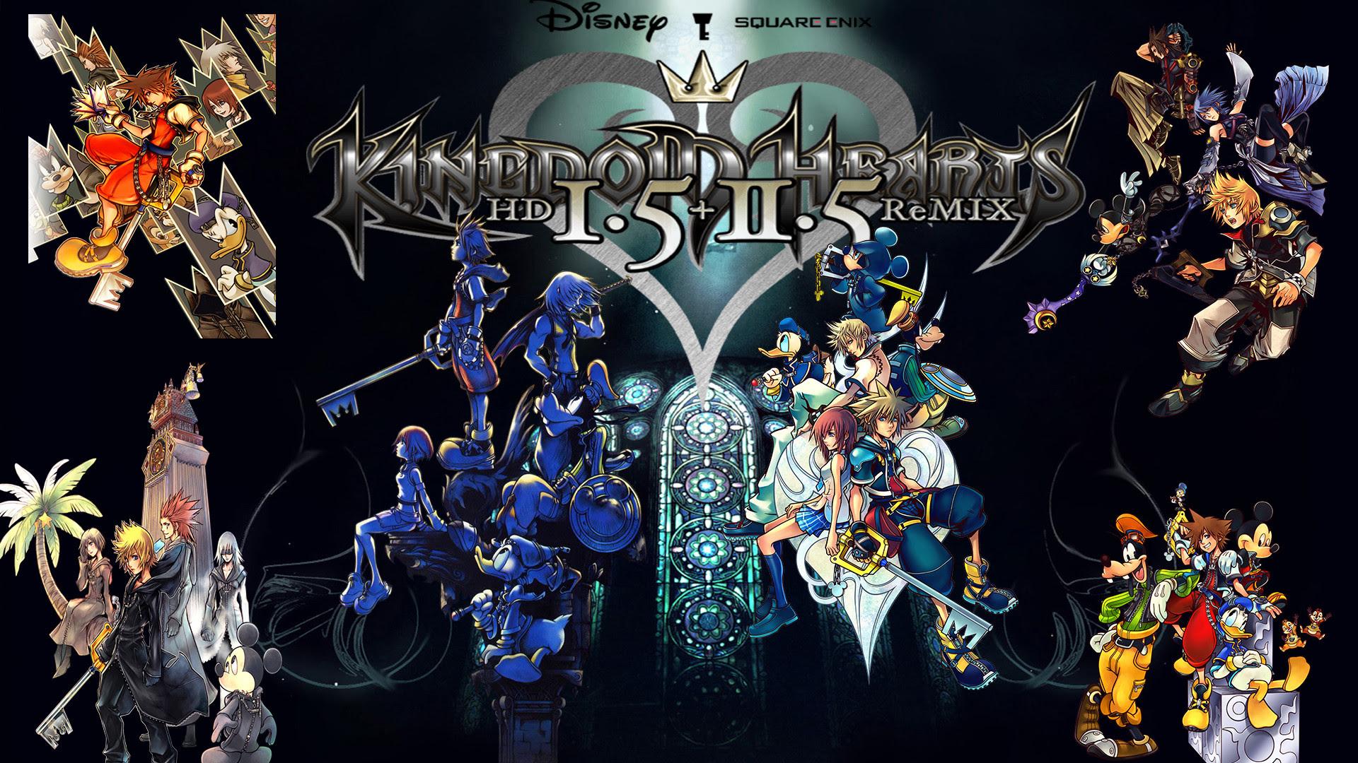 Kingdom Hearts 1 Wallpaper 73 Images