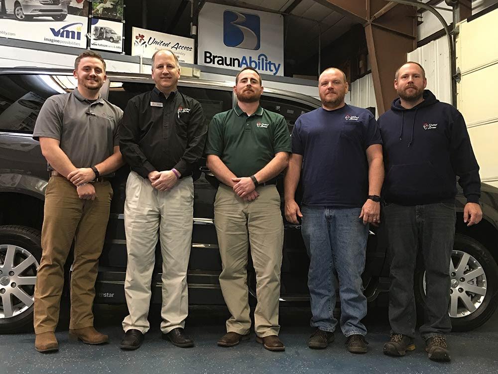 New Used Wheelchair Vans In Springfield Missouri