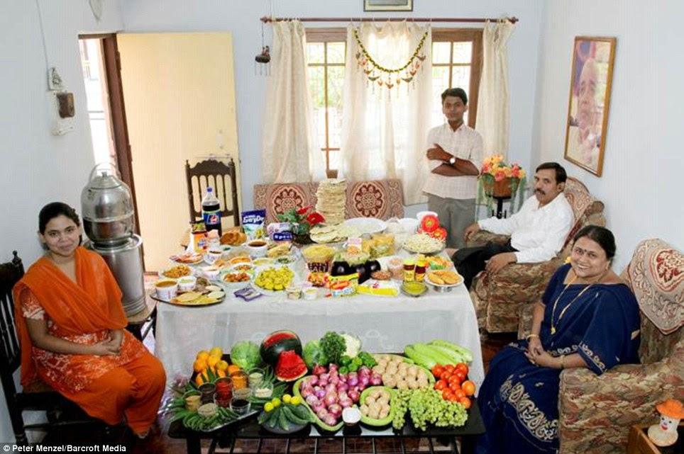 Ινδία: Οι Patkars της Ujjain που περνούν γύρω από £ 25 την εβδομάδα για τα τρόφιμα