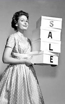 Image result for vintage sale sign