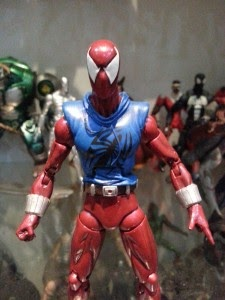 how to make a scarlet spider costume