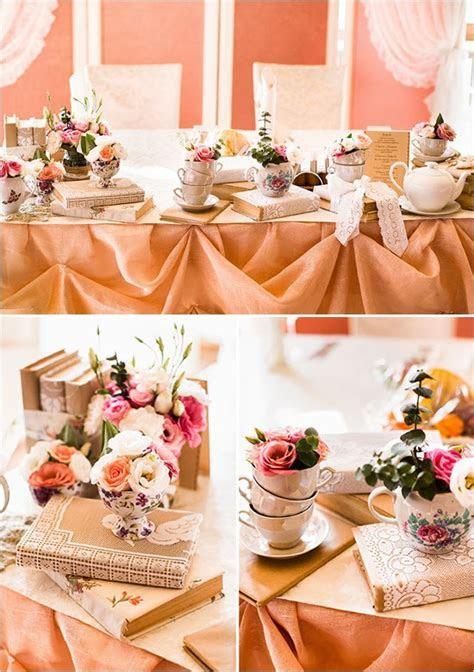 Peach Wedding Decorations   Wedding Stuff Ideas