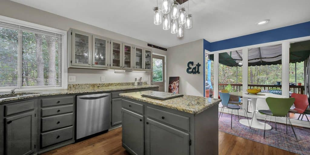 Paint your kitchen cabinets the easy way (Checklist ...