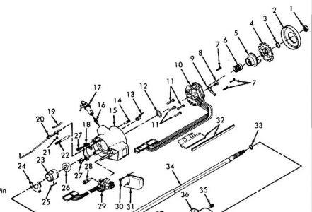 2000 Chevy Silverado Steering Column Diagram - Catalogue of ... on