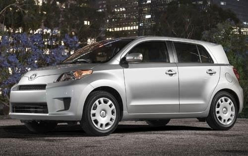 used 2012 scion xd hatchback pricing  features  edmunds