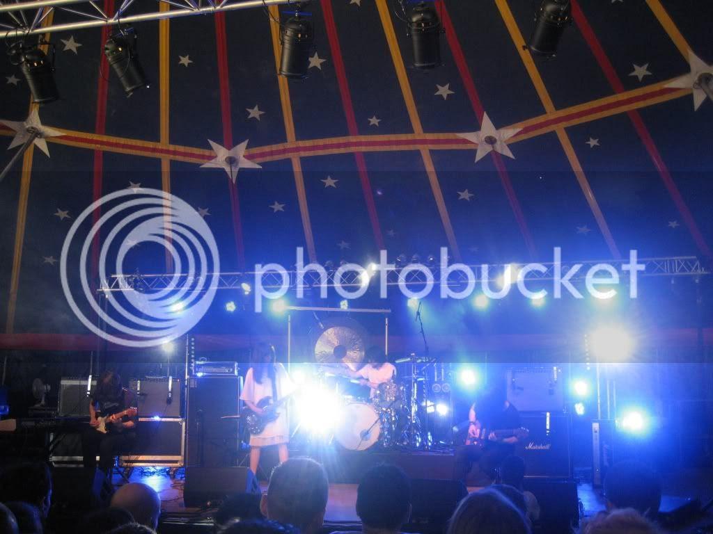 Mono play Furia Sound Festival 2009