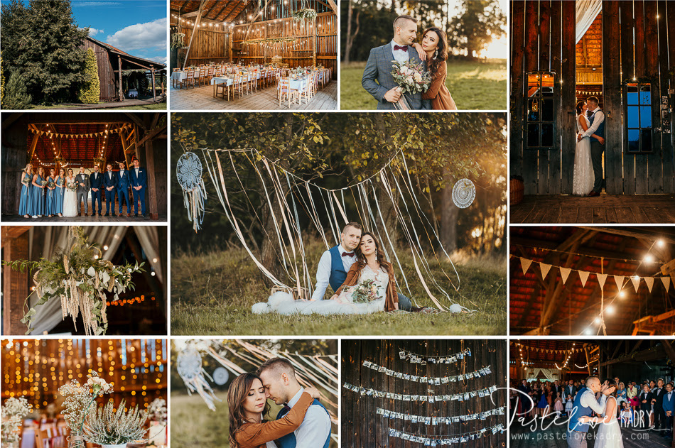 wesele w folwarku wiązy