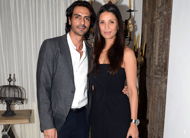 SHOCKING! Arjun Rampal and Mehr Jesia END their marriage, issue a joint statement