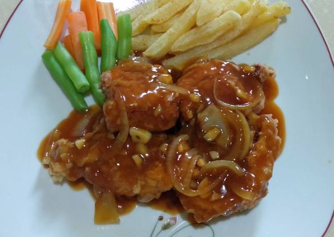 Resep Memasak Steak Ayam Bikin Nagih