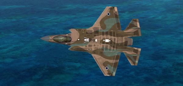 Israel negoció su apoyo a los EE.UU. por más F-35A. (Impresión artística: deviantart)