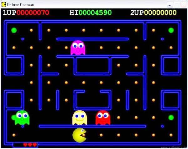 perierga.gr - Πώς πήρε το όνομά του ο Pac-Man;