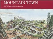Mountain Town by Bonnie Geisert: Book Cover