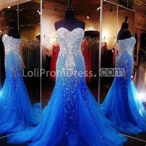 49%OFF Long Trumpet/Mermaid Sweetheart Sleeveless Beading