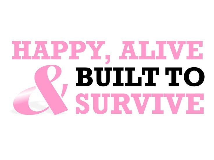 Happy Alive And Built To Survive New Focus Daily
