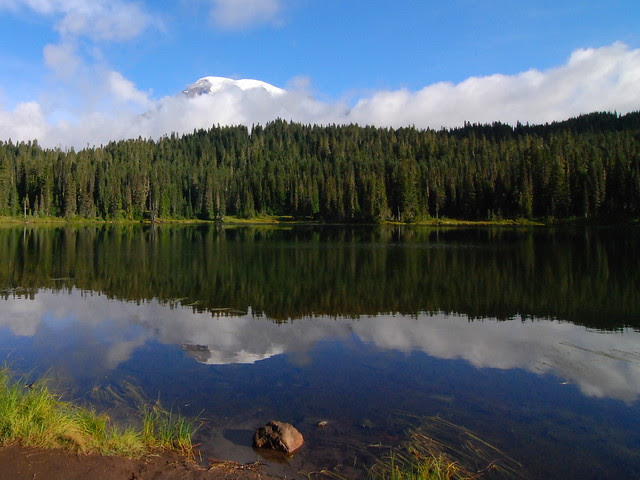 DSC_0467_2 Mount Rainier, Morning