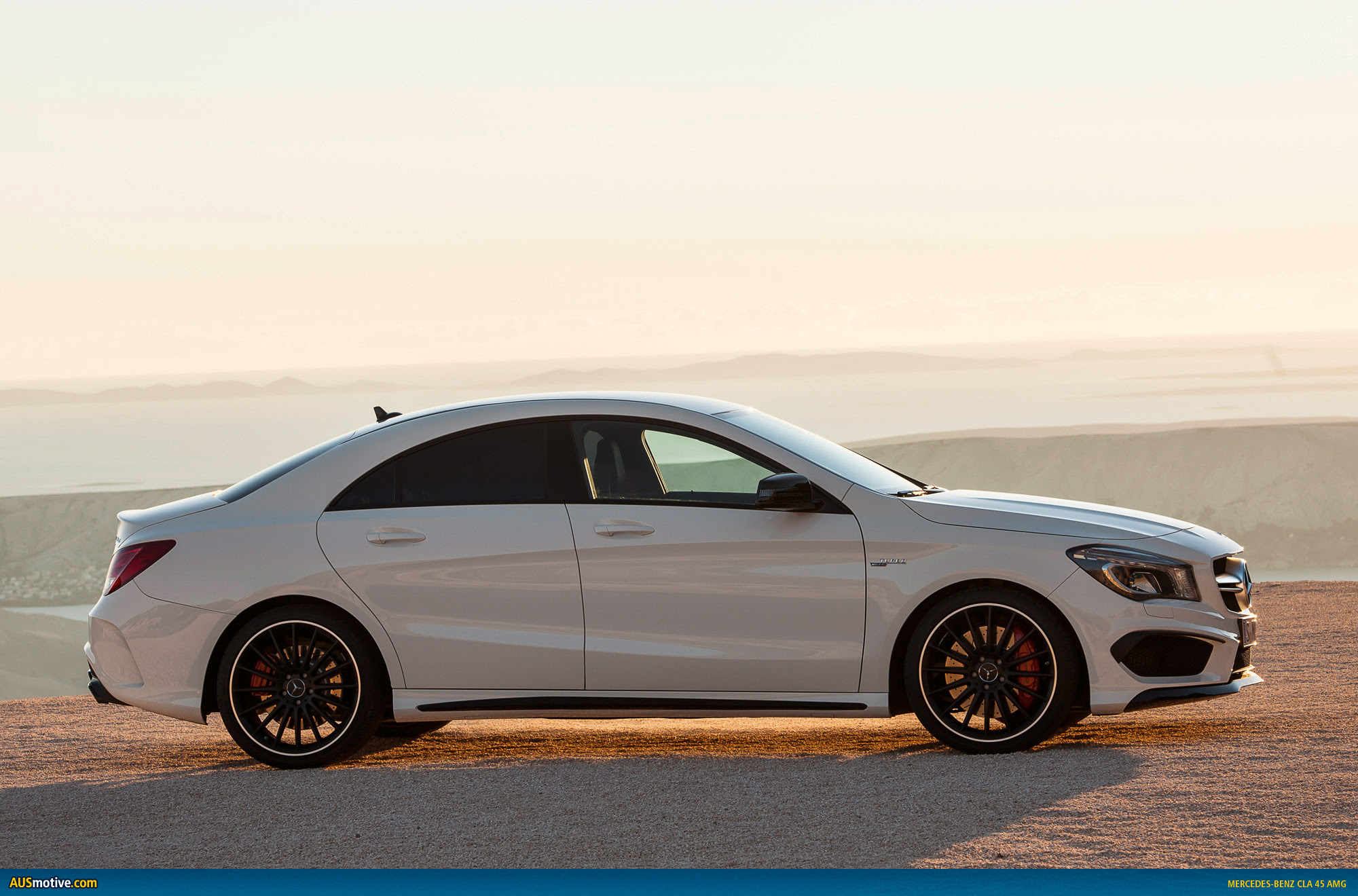 AUSmotive.com » New York 2013: Mercedes-Benz CLA 45 AMG