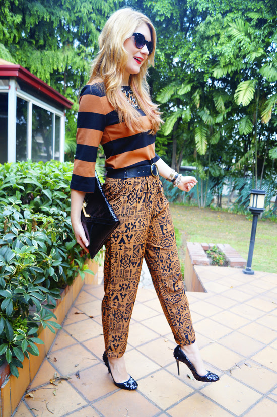Pattern Mixing Trend