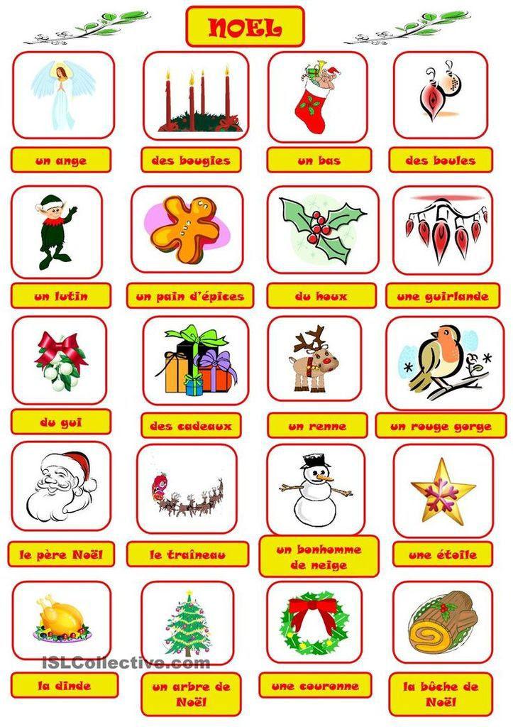 Święta Bożego Narodzenia #2 - słownictwo 32 - Francuski przy kawie
