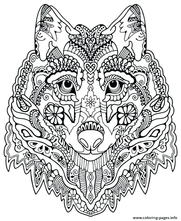 Cat Mandala Coloring Pages at GetColorings.com | Free ...