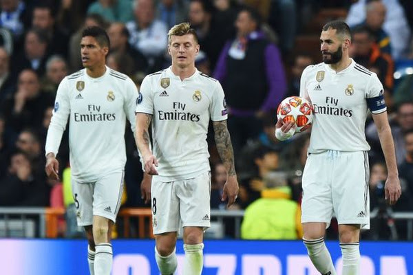 ba30723f110 Google News - Real Madrid knocked out of Champions League - Overview