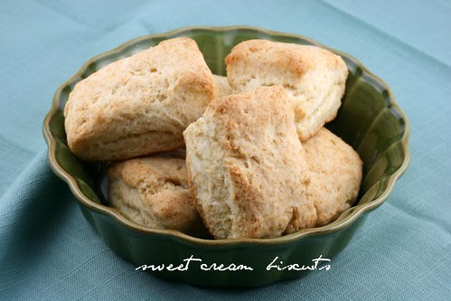 Sweet Cream Biscuits - Tuesdays with Dorie