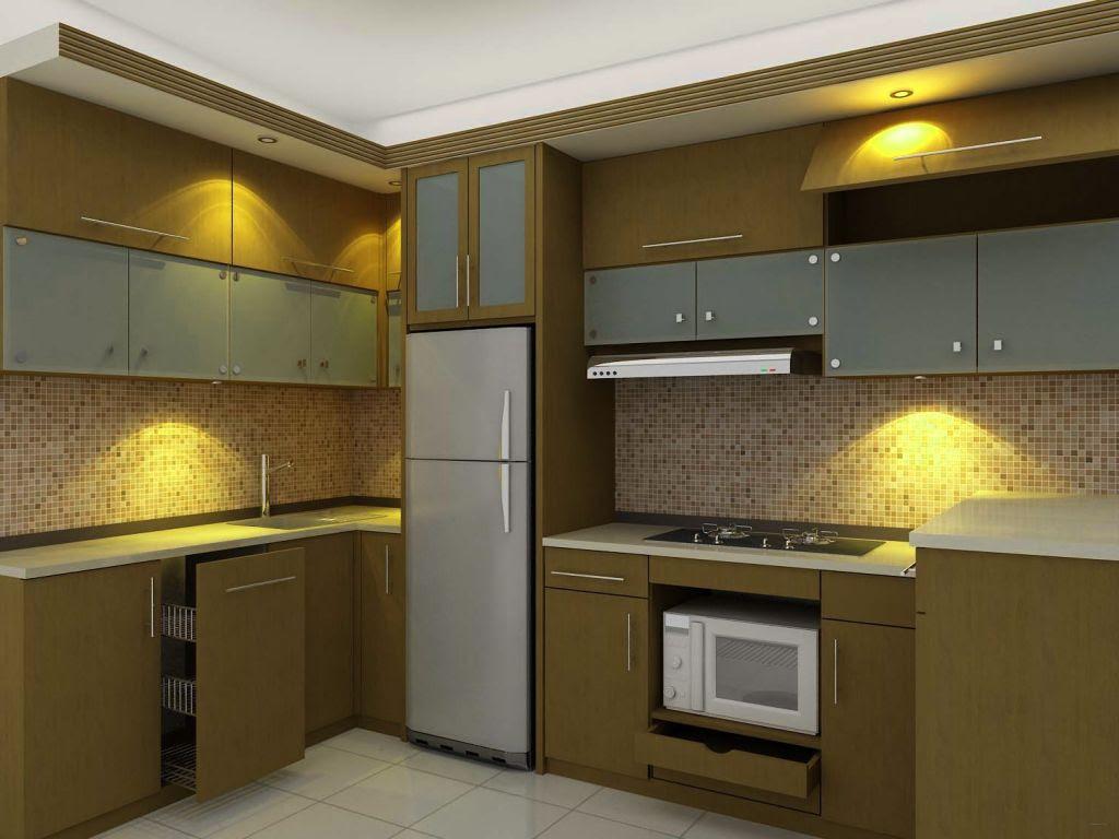 Galeri desain rumah sederhana rumah xy for Biaya kitchen set per meter