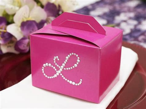 100 Personalized Letter Boxes Bulk Wedding Favor Boxes