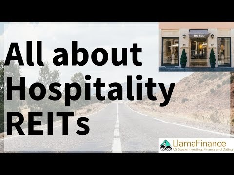 LlamaFinance REIT Series Vol 6 - Newest video on Hospitality REITs up on Youtube!