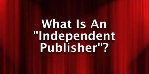 Independent publisher